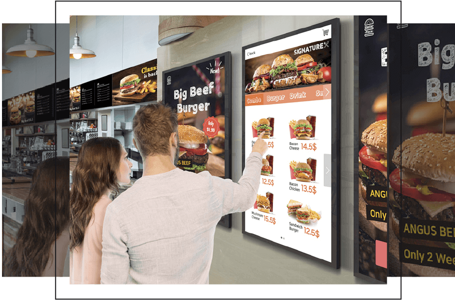 menus digitales
